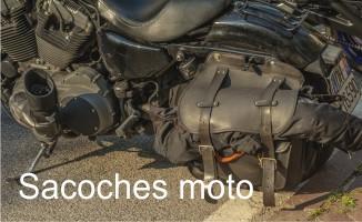 Sacoches moto