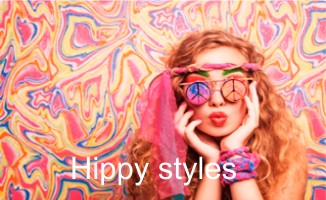Hippy styles