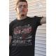TSHN 1026 // T-shirt Hot Rod noir Hot Rod Classics