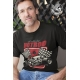 TSHN 1030 // T-shirt Hot Rod noir Custom Shop